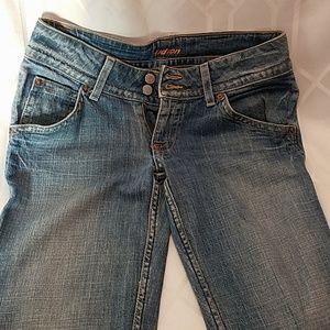 Hudson blue cotton denim Jean's womens size 29